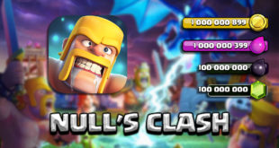 Null's Clash - Сервер Clash of Clans от Opegit Studio