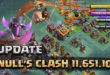 Null's Clash v.11.651.10 - летнее обновление сервера Clash of Clans 2019