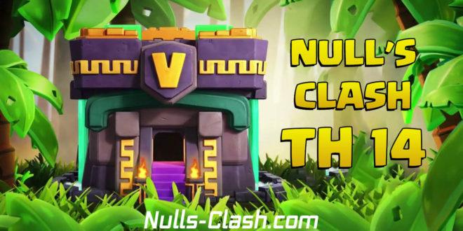 Nulls Clash 14.0.6 - первый приватный сервер с ТХ 14